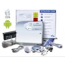 GSM Сигнализация Умный Часовой-4 Набор для гаража МИНИ