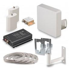 Комплект усиления KRD-900-2 сигнала сотовой связи GSM900 и EGSM