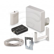 Комплект усиления сотовой связи GSM900 для дачи, дома - KRD-900